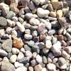 1-2 inch Round River Stone